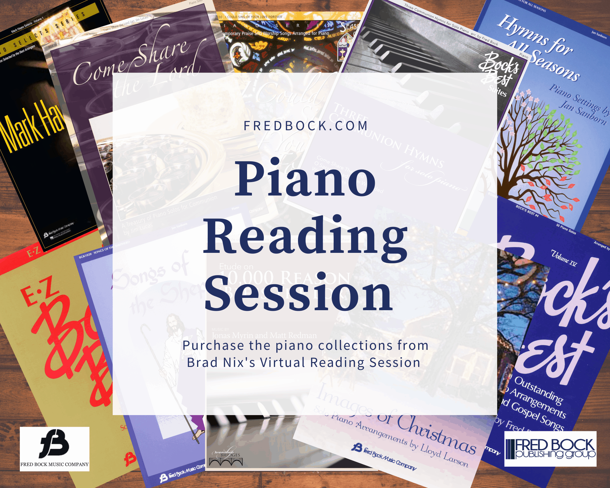 Piano Session Packet