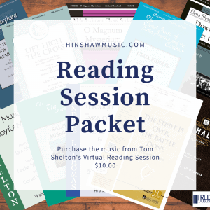 NCSM Reading Session Packet